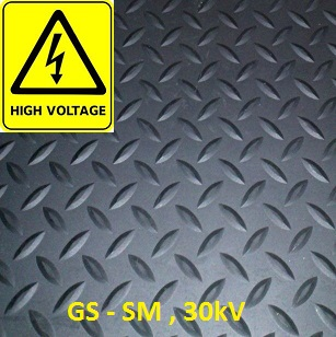 GS-SM , 30kV High Voltage Rubber Malaysia