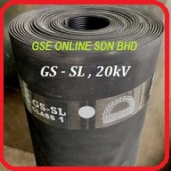 MEDIUM VOLTAGE INSULATION RUBBER MAT MALAYSIA