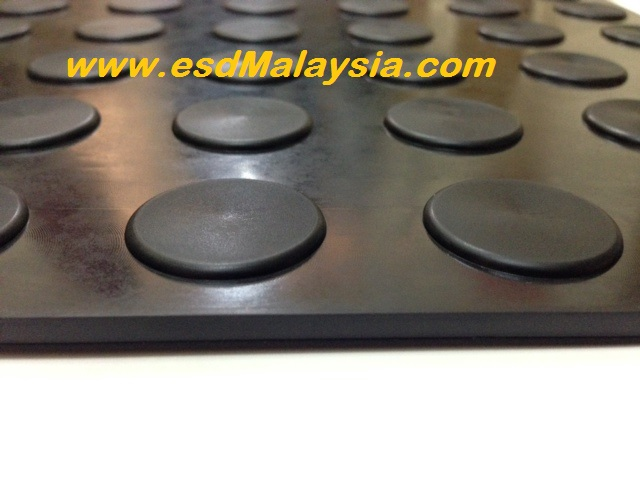 Round Dot Rubber